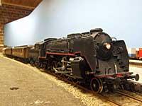 Den første Dovregubbe på Solberg stasjon