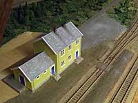 Nyoppusset Gystad stasjon
